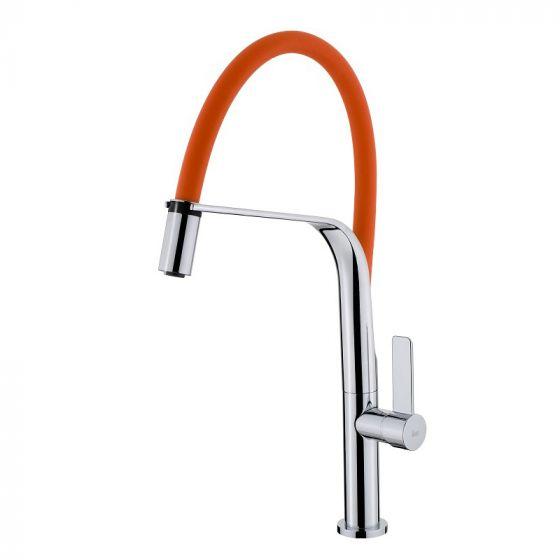 Mitigeur évier Orange TUBIG avec douchette - TUB12A
