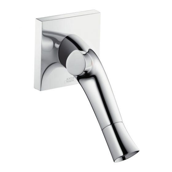 Mitigeur lavabo encastré AXOR STARCK ORGANIC chromé 12015000