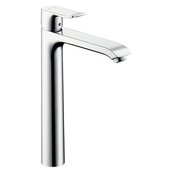 Mitigeur surélevé pour vasque libre Metris S Hansgrohe 31022000