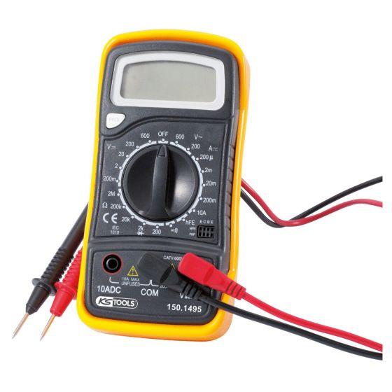Multimètre digital KS Tools 150.1495