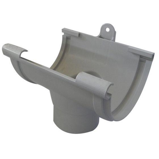Naissance centrale PVC 25 demi-ronde