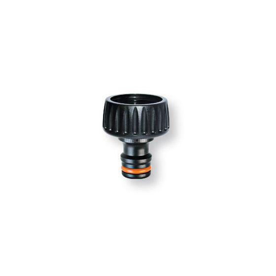 """Nez de robinet Simple Filet 20x27mm (3/4"""")"""