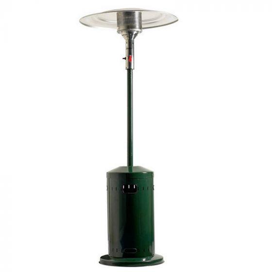 Parasol chauffant gaz COSY CLASSIC Vert Ecoline
