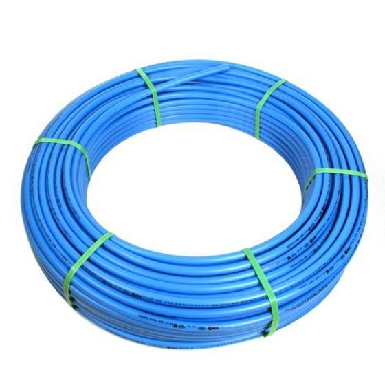 50m Tube PER NU Bleu Ø25