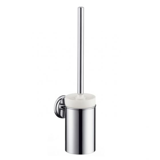 Porte brosse wc mural Logis Classic - Hansgrohe 41632000