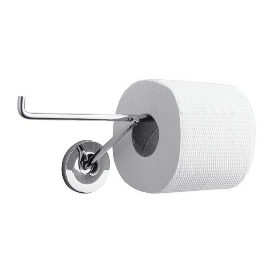 porte papier toilette 2 rouleaux axor starck. Black Bedroom Furniture Sets. Home Design Ideas