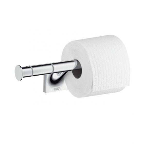 Porte-papier toilette 2 rouleaux Axor Starck Organic