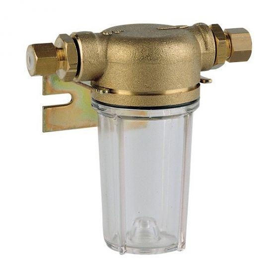 Pot de condensation fioul