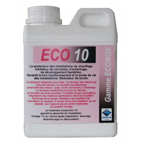Protecteur inhibiteur corrosion ECO 10 (Bidon 1L)