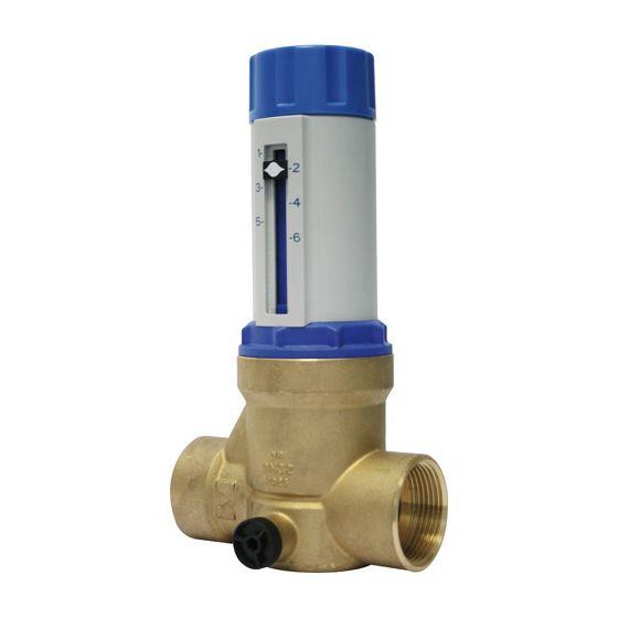 Réducteur de pression OPTIBAR 16 bar NF ACS FF - Somatherm