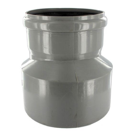 Réduction excentrée PVC assainissement