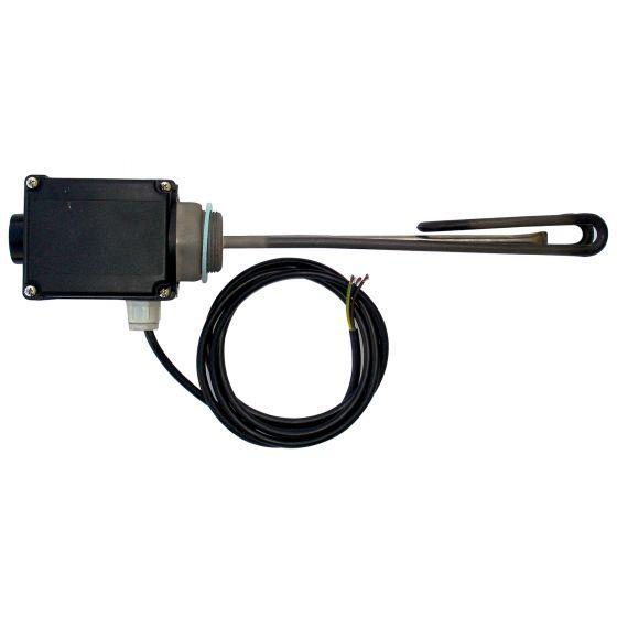 Résistance électrique d'appoint 400 V triphasé