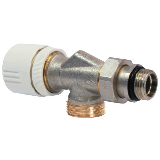 Robinet Thermostatisable Corps Equerre Inversee Male 3 4