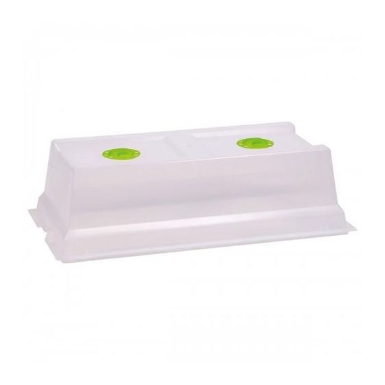 Serre pour Espace potager VEG&Table City  Dim.75 x 37,5 x 21,5 cm