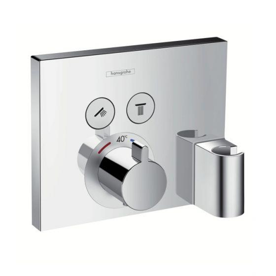 Set de finition thermostatique ShowerSelect E encastré