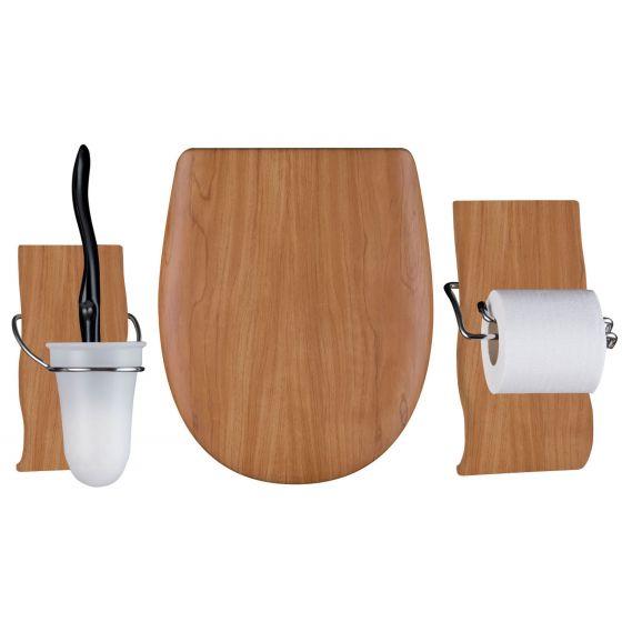 Set OLFA accessoires WC Etimoe mat