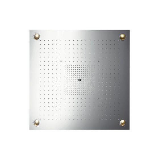 ShowerHeaven 970x970mm AXOR ShowerCollection avec éclairage