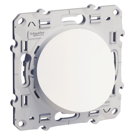 Sortie de câble ODACE Blanc - S520662