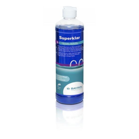 Superklar 500 ml Floculant liquide - BAYROL