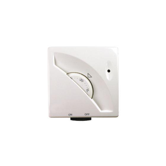 Thermostats d'ambiance avec voyant