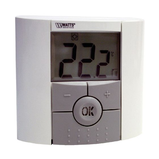 Thermostat d'ambiance BT-D digital