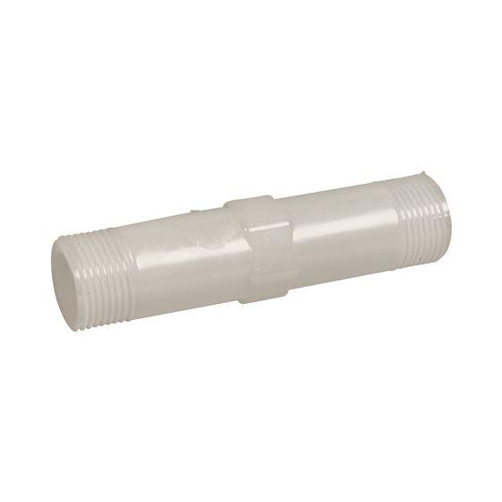 """Tube attente plastique 110mm - Mâle (20/27) 3/4"""""""