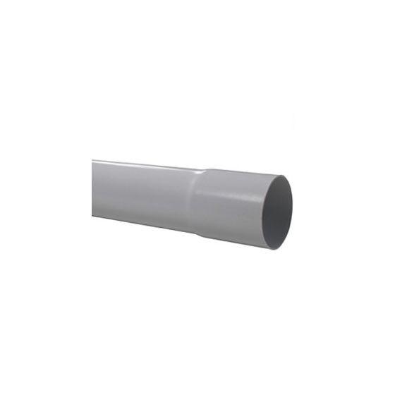 Tube de descente Ø100 gouttière PVC 33