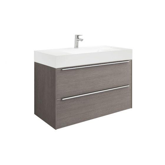 Meuble Unik INSPIRA 1000mm et lavabo