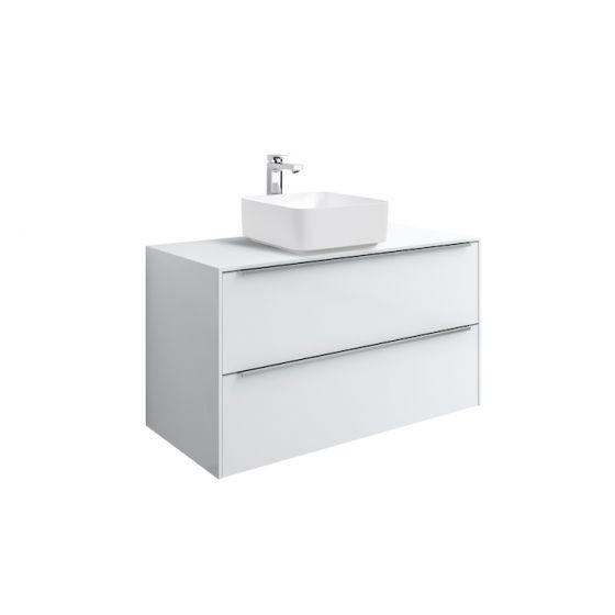 Meuble INSPIRA 1000mm pour vasque à poser