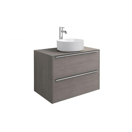 Meuble INSPIRA 800mm pour vasque à poser