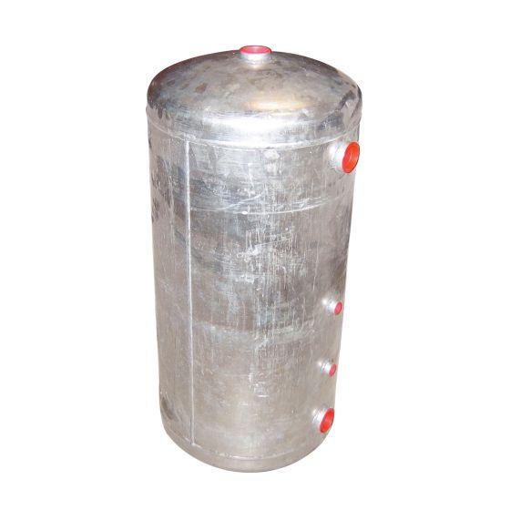Vase d 39 expansion chauffage ouvert cylindrique t le galvanis - Vase d expansion chaudiere ...