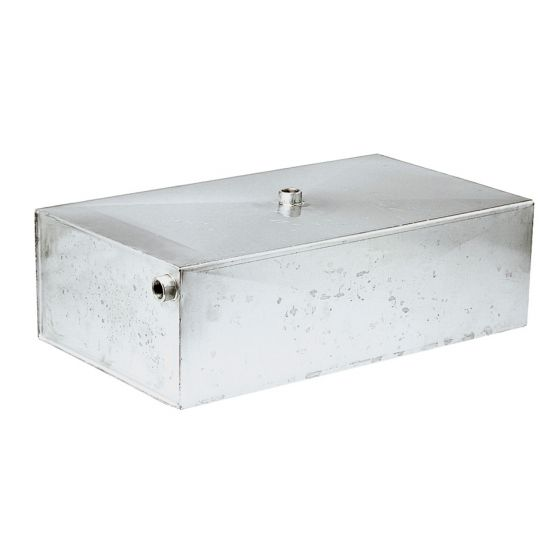 Vase d'expansion chauffage ouvert inox - THERMADOR
