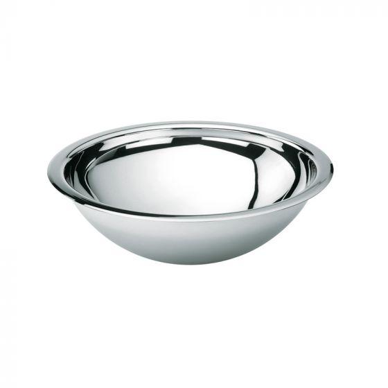 Vasque inox à encastrer H12cm - Ø28cm