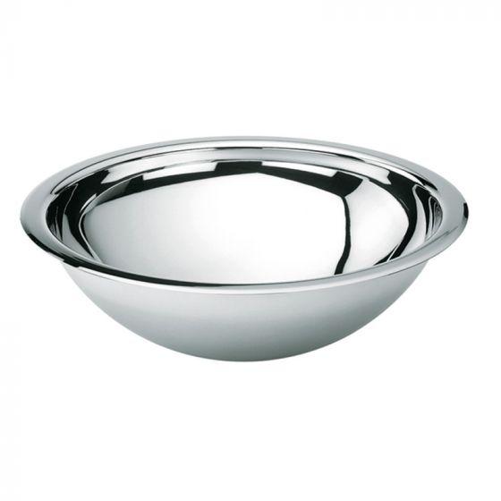 Vasque inox à encastrer H14cm - Ø41cm
