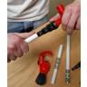 Calibreur ébavureur intérieur 4 diamètres différents de tubes multicouches Virax (3)