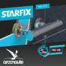 Sortie de cloison STARFIX entraxe 150mm PER-Femelle 1/2 (15/21) pour robinetterie sur plaque de plâtre sans cheville (2)