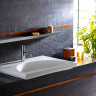 Mitigeur lavabo triverde chrome