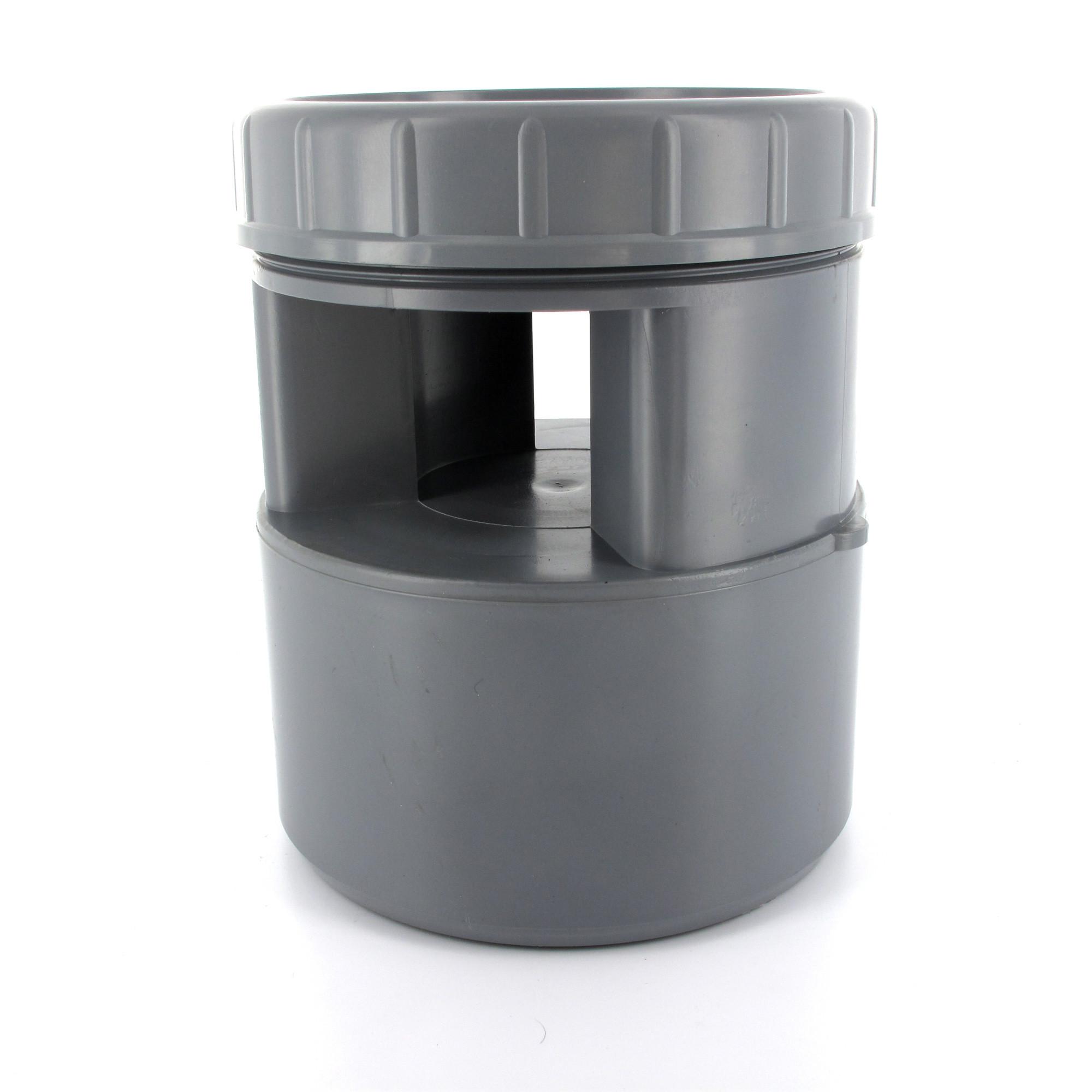 A rateur membrane pvc diam tre 100 et 110 anjou for Tube pvc 100 diametre interieur