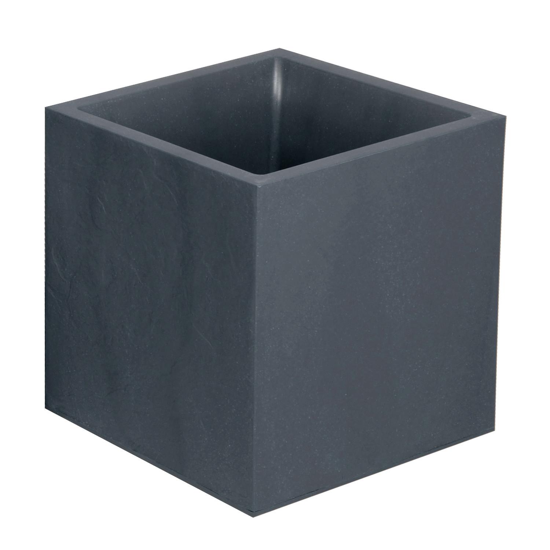 bac volcania gris anthracite carr 40 x 40cm 31l. Black Bedroom Furniture Sets. Home Design Ideas