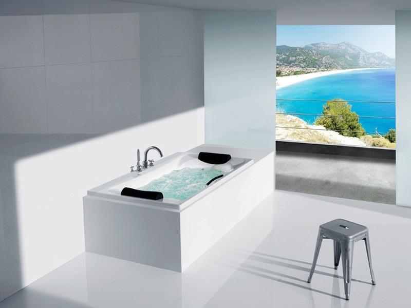 baignoire rectangulaire biplace becool roca anjou. Black Bedroom Furniture Sets. Home Design Ideas