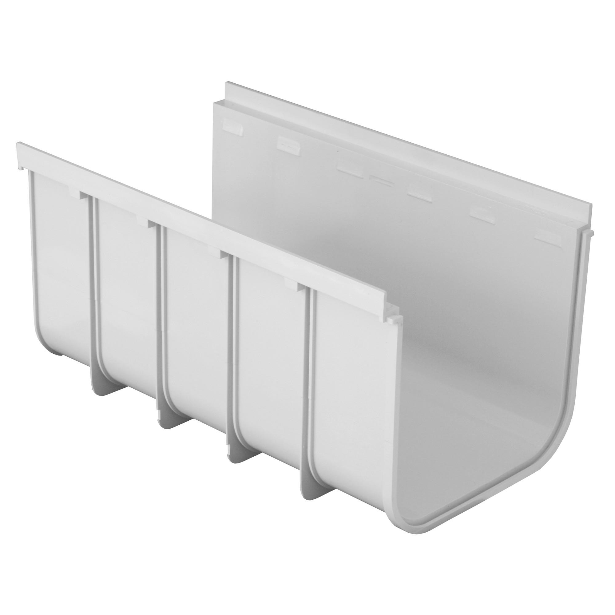 caniveau pvc s rie 300 haut 300x250x500mm anjou connectique. Black Bedroom Furniture Sets. Home Design Ideas