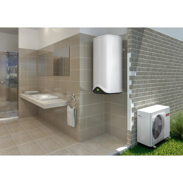 chauffe eau thermodynamique pac mural 200l nuos split ariston anjou connectique. Black Bedroom Furniture Sets. Home Design Ideas