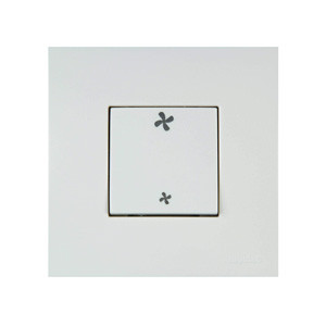 interrupteurs et prises commande vmc 2 vitesses nf. Black Bedroom Furniture Sets. Home Design Ideas