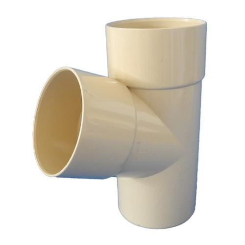 culotte pvc 45 mf pour tube de descente 80. Black Bedroom Furniture Sets. Home Design Ideas