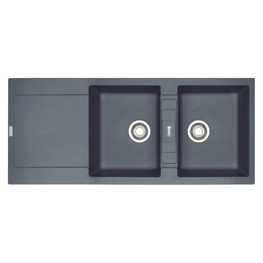 evier de cuisine franke maris fragranit mrg221 anjou. Black Bedroom Furniture Sets. Home Design Ideas