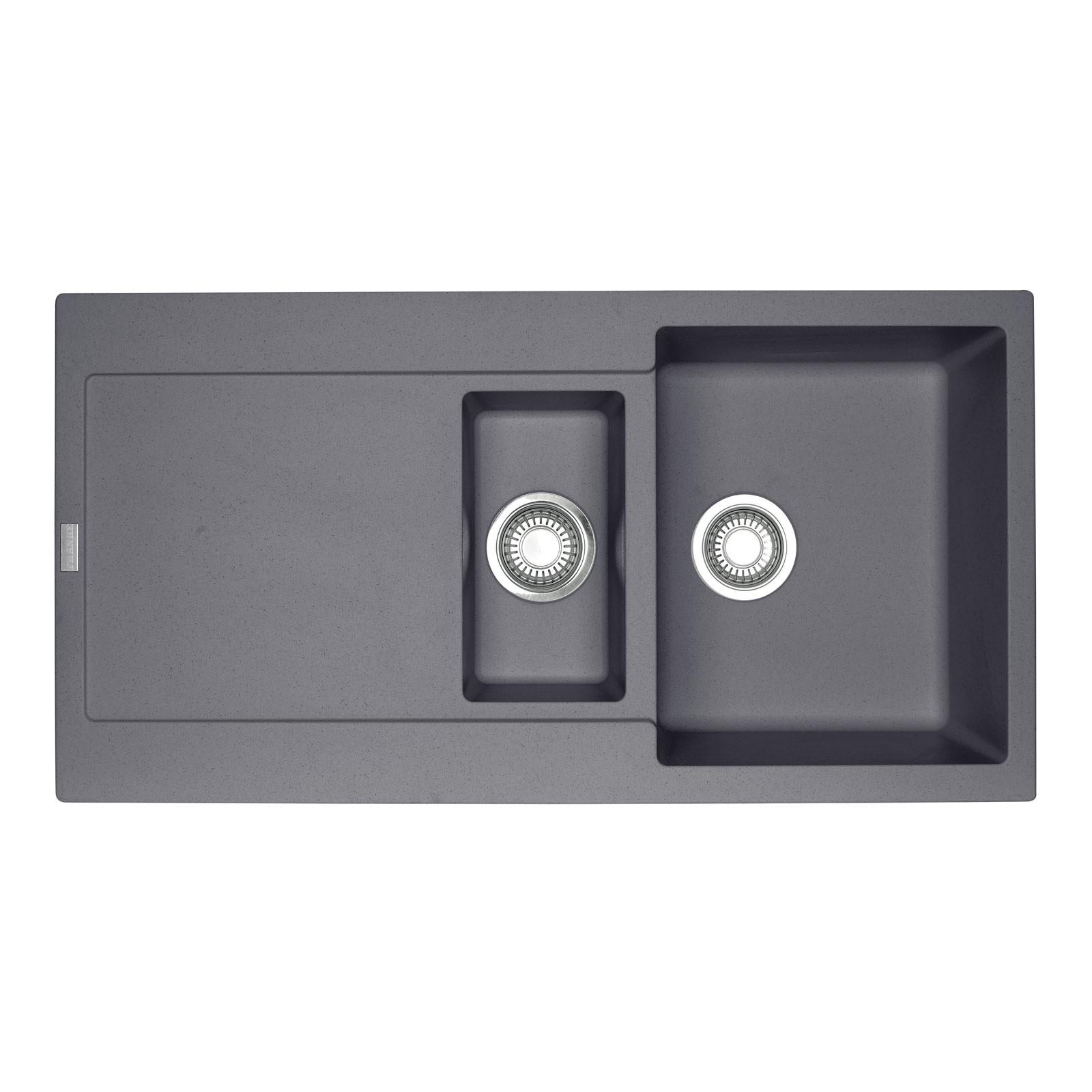 evier de cuisine franke maris fragranit mrg651 anjou. Black Bedroom Furniture Sets. Home Design Ideas