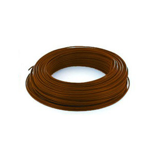 Fil lectrique ho7vu ho7vr 1 5 mm marron cable et gaine - Fil electrique marron ...