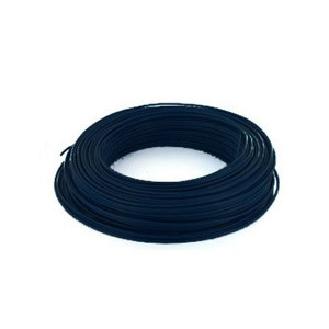 fil lectrique ho7vu ho7vr 1 5 mm noir cable et gaine. Black Bedroom Furniture Sets. Home Design Ideas