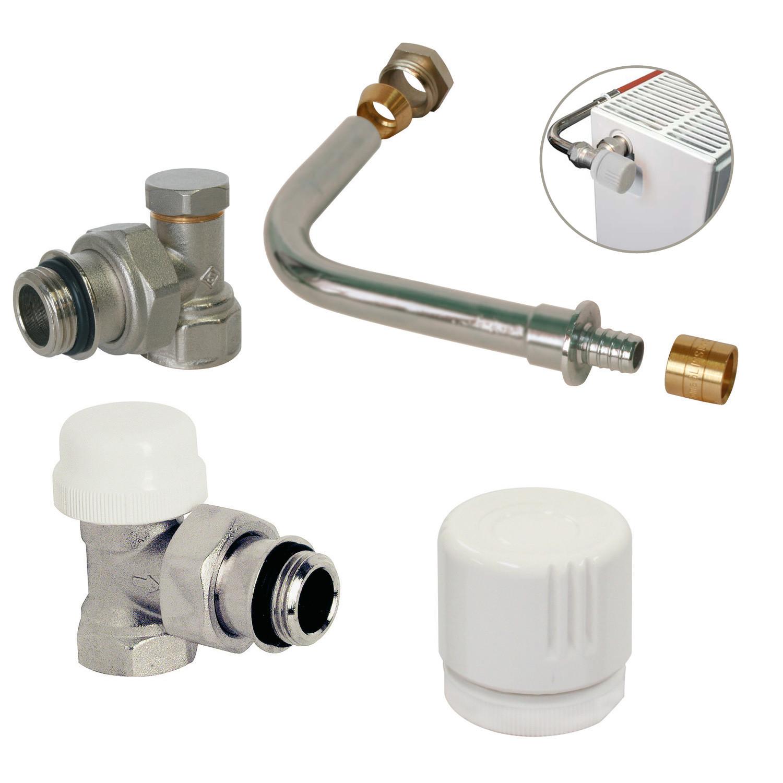prix d un robinet thermostatique pour radiateur - 28 images ... - Radiateur Avec Robinet Thermostatique
