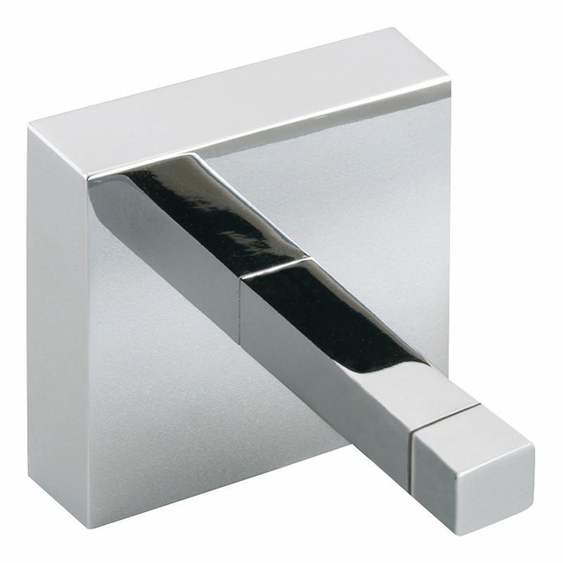 porte peignoir chrom quattro 52 x 50 mm anjou connectique. Black Bedroom Furniture Sets. Home Design Ideas